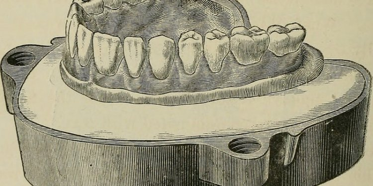 Image from page 17 of Instructions in the manipulation of hard rubber or vulcanite for dental purposes...