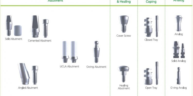 Dental implant prosthetic