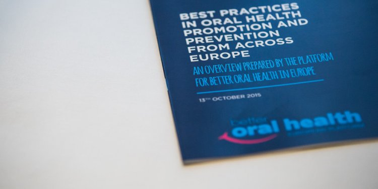 Best Practices in Oral Health