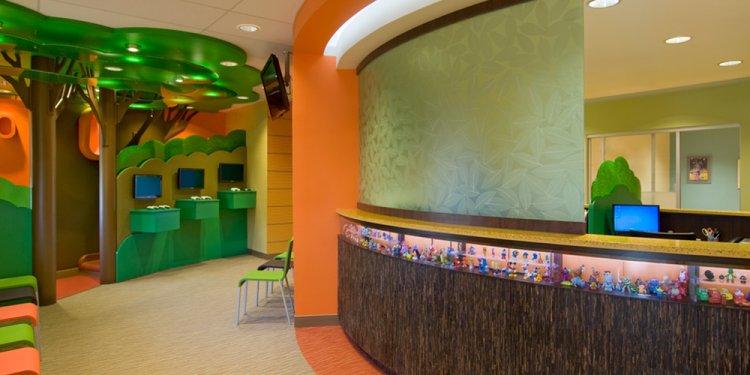 Pediatric Dental office in