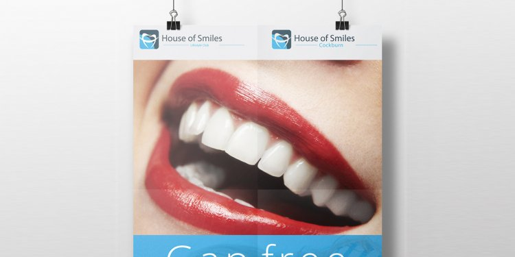 Poster Design for Dental