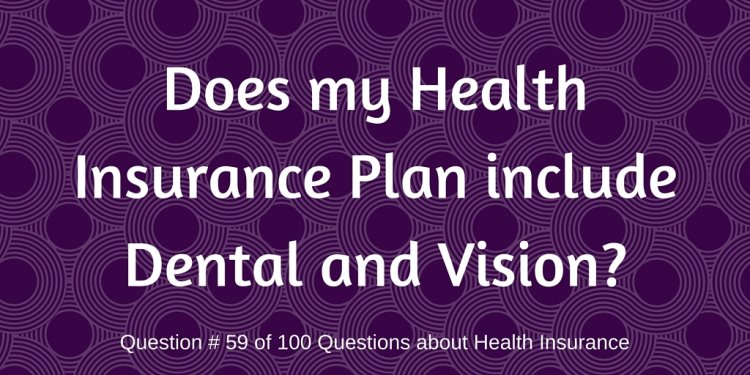 Does my Health Insurance Plan