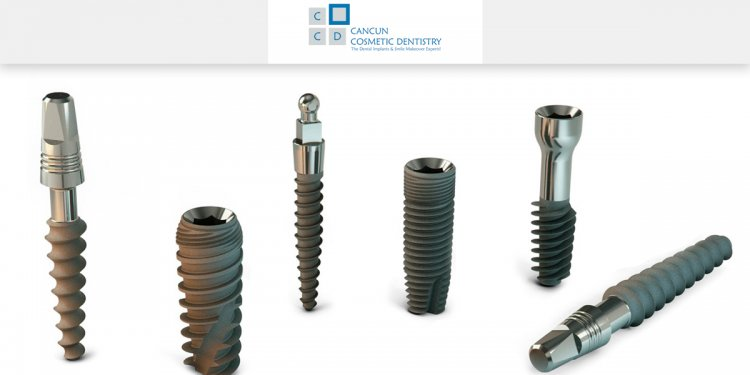 Types of Dental Implants in