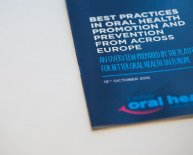 What is Oral Health promotion?